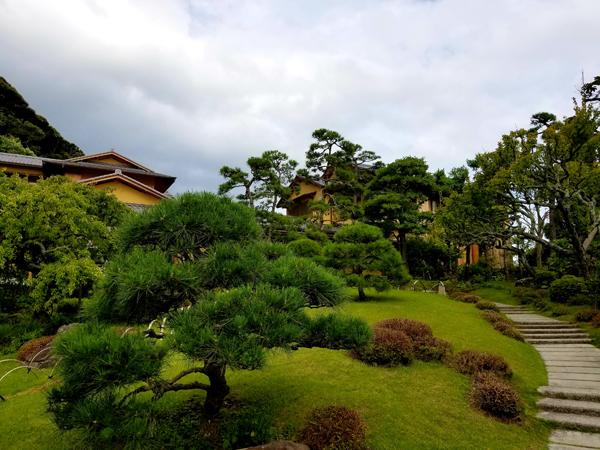 吉田茂邸の建物
